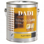 EXTERIOR PAINT TIN CANS