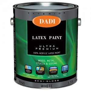 Wood Metal Stucco Siding Paint Tin Cans