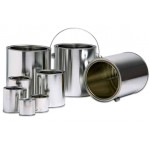 PAINT TIN CANS  1