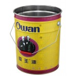 High Quality Waterproof Paint Tin Bucket