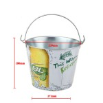 2014 New products round beverage ice buckets