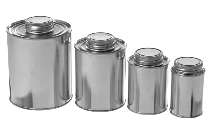 Monotop Tin Cans Manufacturer Unitop Cans Screw Neck Cans